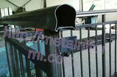 метален парапет за тераса,балкон.