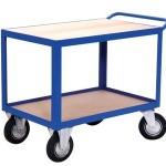 Работни колички, метални помощни колички за производство и монтаж.