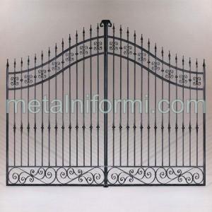 Ковано желязо порти,входни врати,портали.