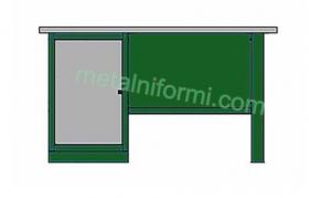Метални бюра, Метално бюро -А1