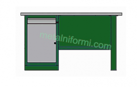 Метални бюра,Метално бюро -А2