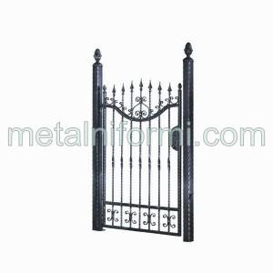 ковано желязо порта