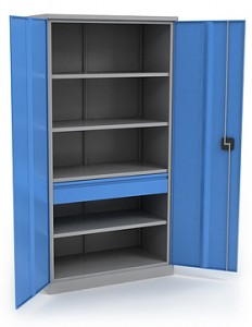 Шкафове за инструменти.Метални шкафове, серия РЕГ-1.
