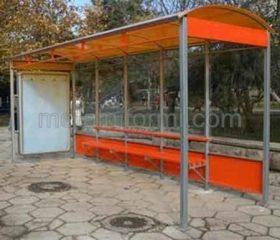 Автобусна спирка, Спирка градски транспорт