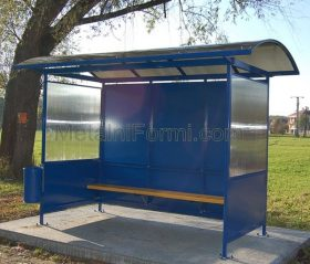 фирма производител на автобусни спирки