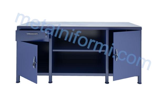 Метална маса, производствено оборудване - шлосерски работи метални маси.