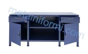 Work table metal, работни маси от метал