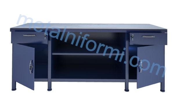 Метална маса, производствено оборудване - шлосерски метални маси.