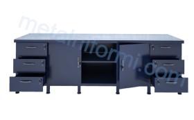 Производствена шлосерска метална маса,модел2500-8А.